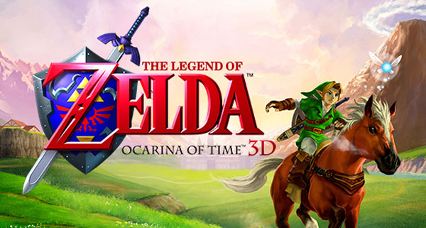 Legend of Zelda: Ocarina of Time – 3DS
