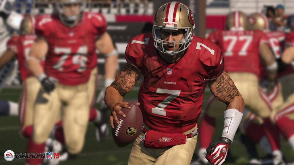 Madden 15 is Trying to Make Defense Fun