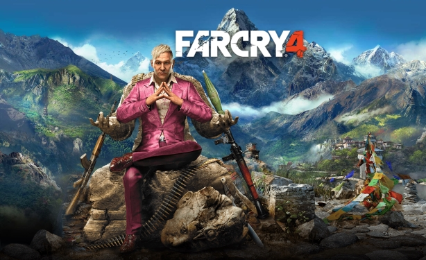 See the First Five Min of Far Cry 4